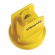 LD02F110 Dysza płaskostrumieniowa LD 110° żółty tworzywo sztuczne