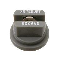 XR8006VS Dysza płaskostrumieniowe XR 80° szara V2A nierdzewna
