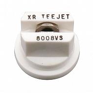 XR8008VS Dysza płaskostrumieniowa XR 80° biała V2A, nierdzewna