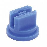 TP8003VP Dysza płaskostrumieniowa TP 80° niebieska tworzywo sztuczne