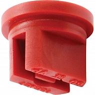 Dysza płaskostrumieniowa TP 80° czerwona tworzywo sztuczne