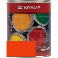 200408KR Lakier do maszyn RAL, 2004 pomarańczowy 1 L
