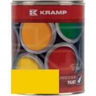 102108KR Lakier do maszyn RAL, 1021 żółty kadmowy 1 L, RAL1021