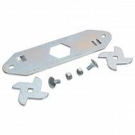 JBGSET107F 10 noży wertykalnych, komplet, nieruchome