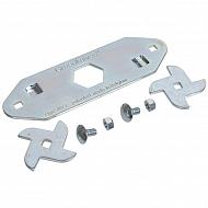 JBGSET007F 10 noży wertykalnych, komplet, nieruchome