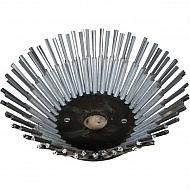 WBR40022372FH Brona chwastownik, ciężka 400 mm