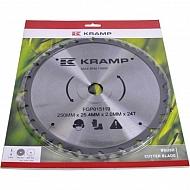 FGP015119 Tarcza tnąca do kosy 24Z Kramp, 250x25,4x2