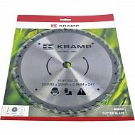 FGP015120 Tarcza tnąca do kosy 24Z Kramp, 250x20x2