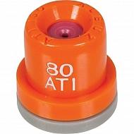 ATI8001 Dysza o pustym stożku ATI 80° pomarańczowa ceramiczna