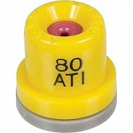 ATI8002 Dysza o pustym stożku ATI 80° żółta ceramiczna