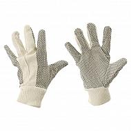 1950110610 Rękawice robocze nakrapiane