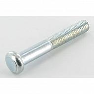 0013525 Śruba okrągła M8x55 DIN607 4.6, o wysokiej wytrzymałości