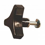 FGP000030 Gałka gwiaździsta - nakrętka ze śrubą