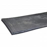 RPU25040S Płyta gumowa z wkładem stalowym, używana