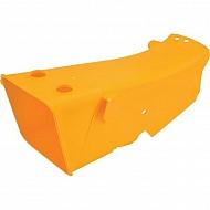 3221082941 Tunel wyrzutowy, żółty