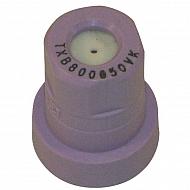 TXB800050VK Dysza o pustym stożku TXB 80° fioletowa ceramiczna