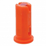 AVI11001 Dysza wtryskiwacza  AVI 110° pomarańczowa ceramiczna
