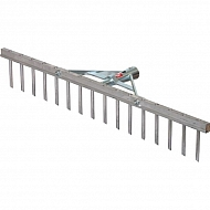 ES31000 Grabie aluminiowe, 16 zębów