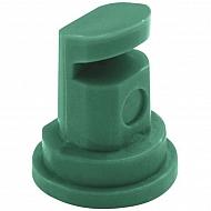 AN12AV Dysza płaskostrumieniowa AN Polijet 90° zielony, tworzywo sztuczne