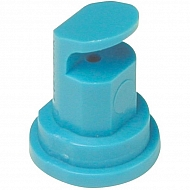 AN18 Dysza płaskostrumieniowa AN Polijet 110° niebieski, tworzywo sztuczne