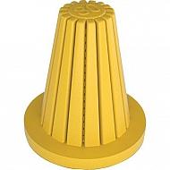 MESH80 Filterek stożkowy, MESH 80 żółty