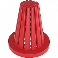 MESH30 Filterek stożkowy, MESH 30 czerwony