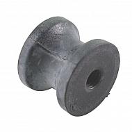AGW22539 Zderzak metalowo-gumowy 30x25
