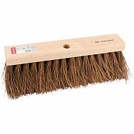 5304061KR Miotła FSC 40 cm, z włosiem bassine