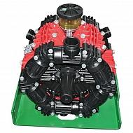 65000829301466003 Pompa membranowo-tłokowa, ZETA 260 2C