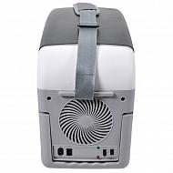 BX10KR Chłodziarka przenośna, lodówka turystyczna, 12 V/230 V, 10 l