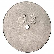 65004027031574 Kryza rozpylacza RSM, Ø 1,2 mm