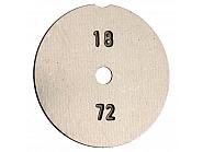 65004027031576 Kryza rozpylacza RSM, Ø 1,8 mm