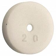 65004028030361 Krążek rozpylacza ceramiczny, Ø 2,0 mm