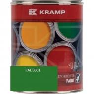 600108KR Lakier do maszyn RAL, 6001 zielony szmaragdowy 1 L