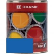 501508KR Lakier, farba niebieska, niebieski do Bizon, MTZ, Anna