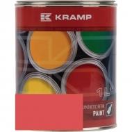320608KR Lakier, farba pasuje do maszyn Grimme, czerwony, czerwona od roku 2009 1 L
