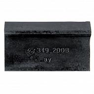 3492008 Zgarniak tworzywo sztuczne 93x53,5x10mm