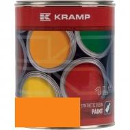 150008KR Lakier, farba pasujący do maszyn Huard, żółty, żólta 1 L