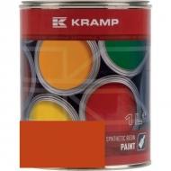 215008KR Lakier, farba pasujący do maszyn Husqvarna, pomarańczowy, pomarańczowa 1 L