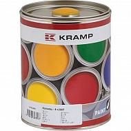 147808KR Lakier, farba pasuje do maszyn Komatsu, żółty, żółta od roku 2007 1 L