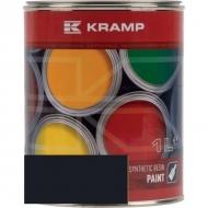 514508KR Lakier, farba pasujący do maszyn Komatsu, niebieski, niebieska, granatowy, granatowa 1 L