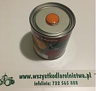 220508KR Lakier, farba pasuje do maszyn Perfect, pomarańczowy, pomarańczowa 1 L