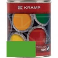 632508KR Lakier, farba pasuje do maszyn Raiffeisen, zielony, zielona 1 L
