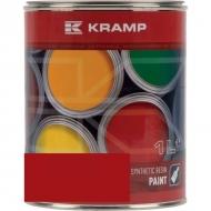 341508KR Lakier, farba pasuje do maszyn Rauch, czerwony, czerwona 1 L