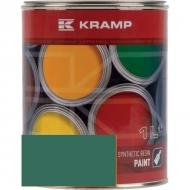 633508KR Lakier, farba pasuje do maszyn Reisch, zielony, zielona do roku 1988 1 L