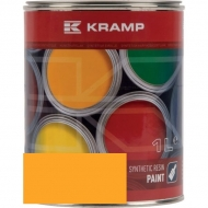 100608KR Lakier, farba do maszyn RAL 1006, RAL1006 pomarańczowo miodowy, pomarańczowo miodowa, żółto miodowa, żółta 1L