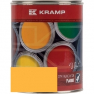 101708KR Lakier do maszyn RAL, 1017 żółty szafranowy 1 L, RAL1017