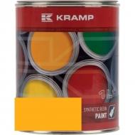 102808KR Lakier do maszyn RAL, 1028 żółty melonowy 1 L, RAL1028
