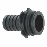 1091325 Króciec węża T3M 25mm