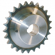 SE121420 Koło łańcuchowe, zębate 1/2, Z=14 BO-20 mm